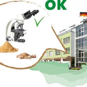 Qualitätskontrolle durch Pilze Wohlrab