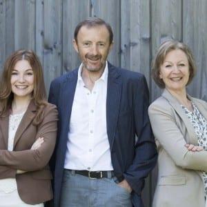 Katharina Wohlrab, Helmut Wohlrab, Sylvia Wohlrab